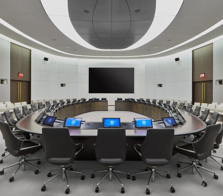 IMF HQ 1 Interiors